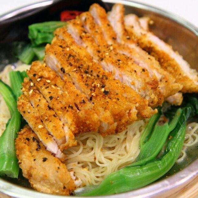 Pork Cutlet Noodle