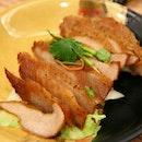 Roasted Thai Pork Neck