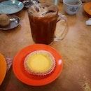 Coffee Gao & Egg Tart :D #dim #sum #with #le #family #weekend #breakfast #food #foodporn #instagram #instafood #instafamily #instapic #instaphoto #ifollowback #ifollow #follower #followme #followmeback #teamfollowback #delicious #yummy #happy #kids #favorite #potd #fotd #igfame #igmalaysia