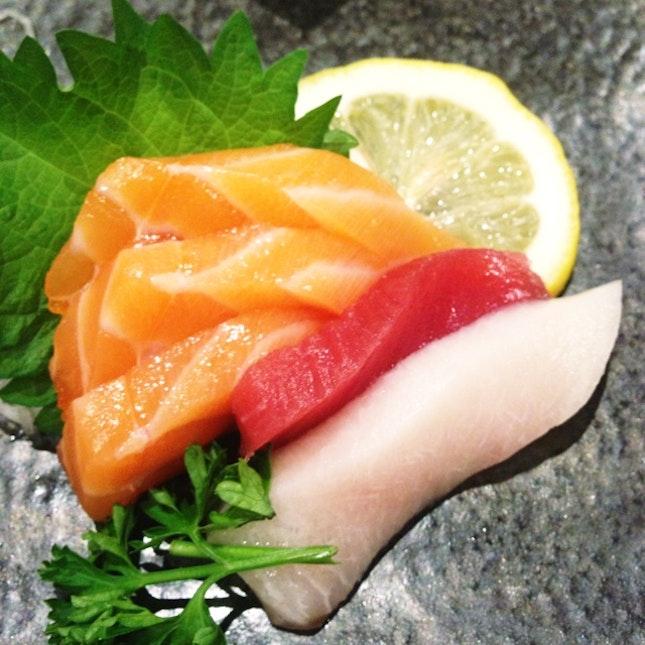 Sashimi 3 Variety