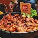 Today main dish - Rabbokggi