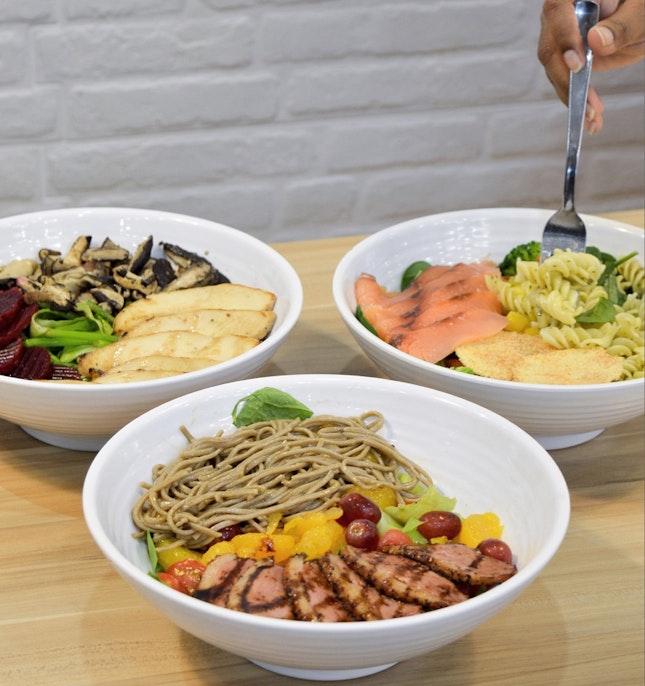 Moderate Salad ($9.50)