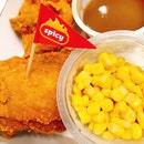 2 Pcs Chicken Meal