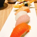 Lunch Set - Assorted Sushi