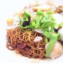 Mee pok #foodphotography #balestier #delicious #dalian #hiwan #breakfast