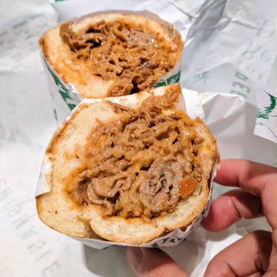 Cheesesteak ($14)