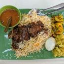 Best Mutton Briyani ($6)