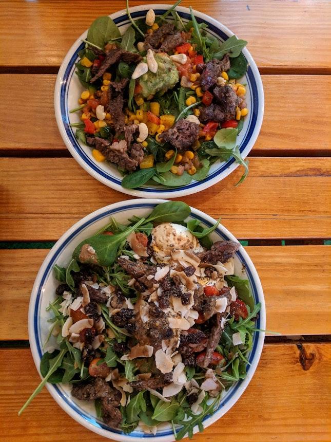 Super Salad ($14)