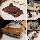 7 Course Set Dinner