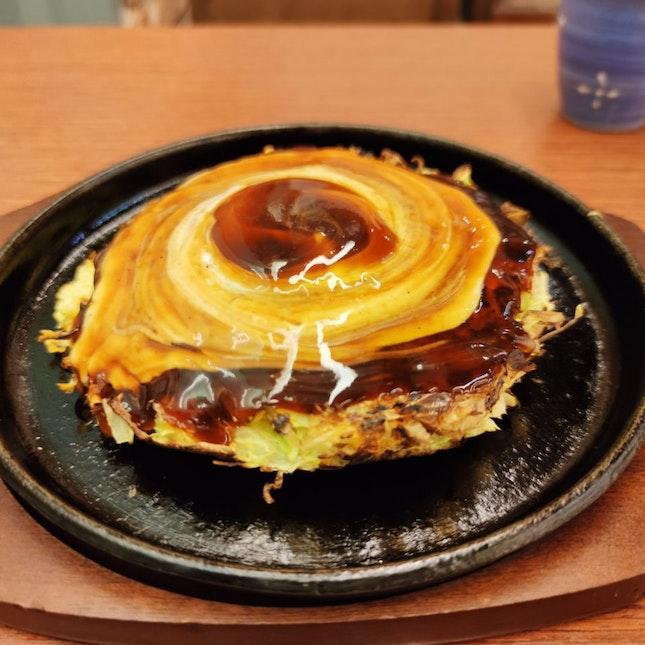 Delicious Okonomiyaki