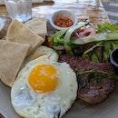 Breakfast Steak