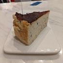 Truffle Burnt Cheesecake
