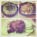 Xo鱼头米,宝盒老鼠粉,黑啤焗鸡翅~~ 好吃~~ #brunch #dating #outing #boyfie #food #foodie #igfood #igmsia #instafood #instamsia #photofancie