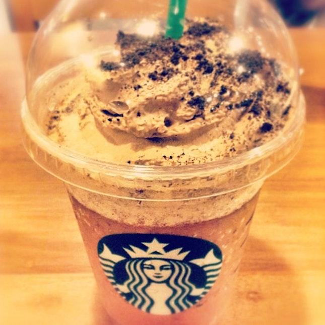 Starbucks New Mocha Cookie Crumble Frappucci 35 51