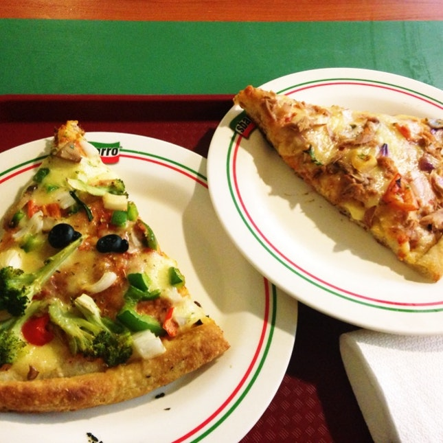 Sbarro Pizza