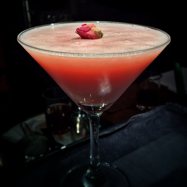 Scarlet Phoenix 凤凰 cocktail