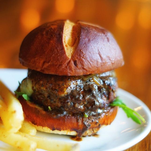 The Perigord Burger