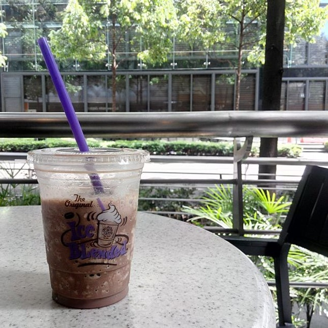 Ice + Coffee