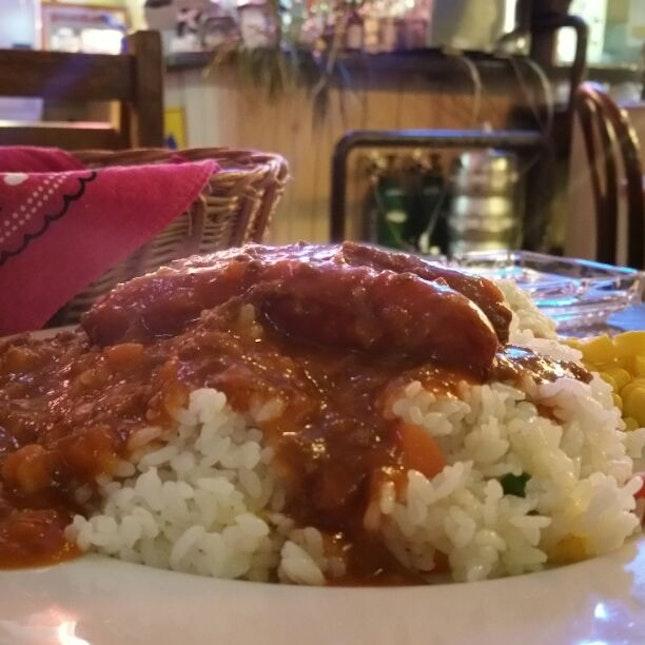 Sausage & Rice