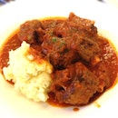 Spicy Oxtail Stew With Potato Mash