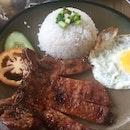 Grilled Pork Set Lunch