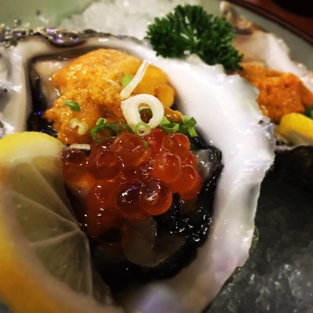 Uni Oyster Shooter