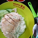 A really value-for-money, branded #chicken #rice #chickenrice at cheaper prices than their standalone flagship restaurant.