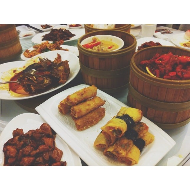 Dim Sum Brunch Buffet