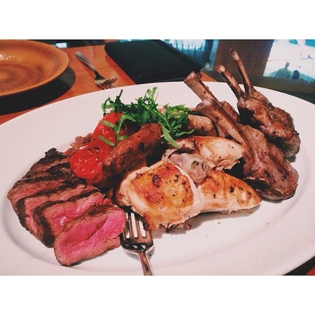 mezza9 meat grill