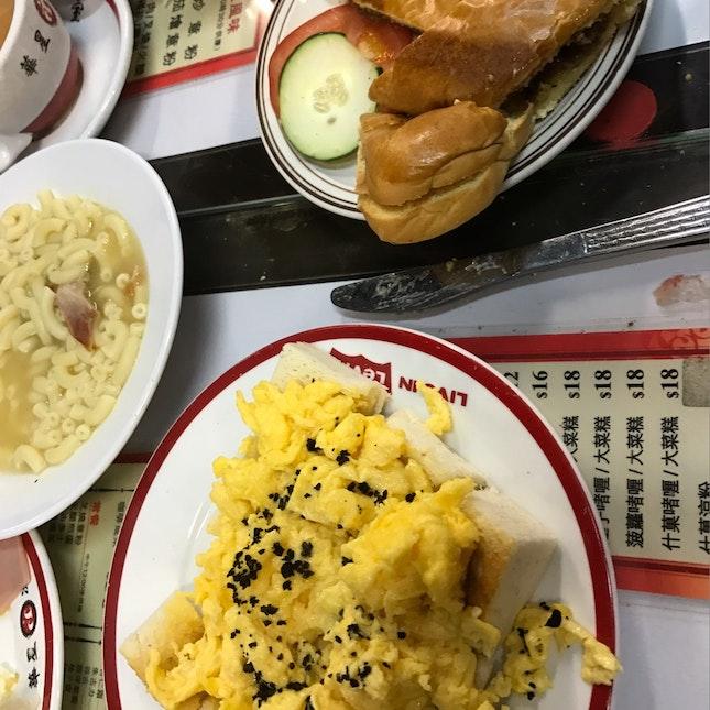 Hong Kong Food Trail