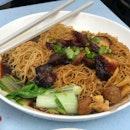 Tong Roast Noodle