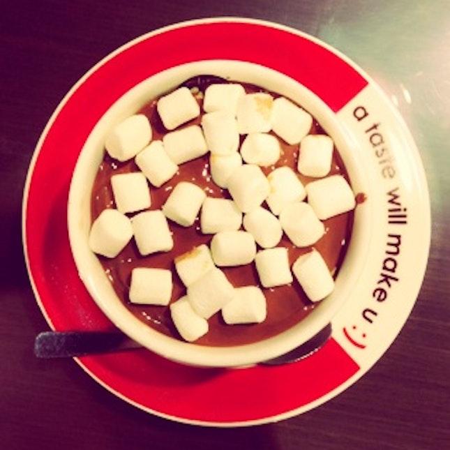 Chocolate & Marshmallow