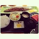 #japanese #dinner #sanma #fish #rice #food #foodie #foodporn #foodstagram
