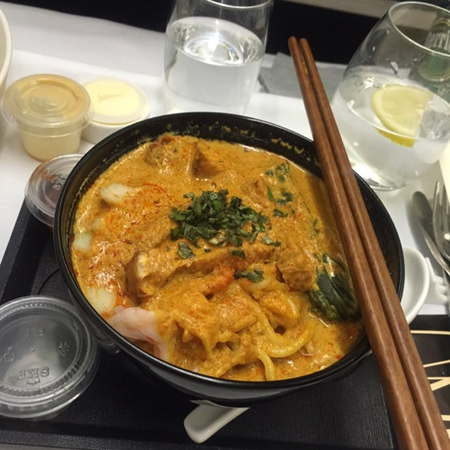 Laksa In The Air