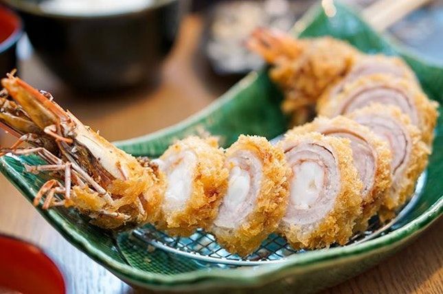 Can't stand the snaking queues of @KohakuTendon, at @SuntecCity's #EatatSeven, but craving something fried?