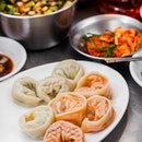 May your plate be filled with endless supply of Mandu's.