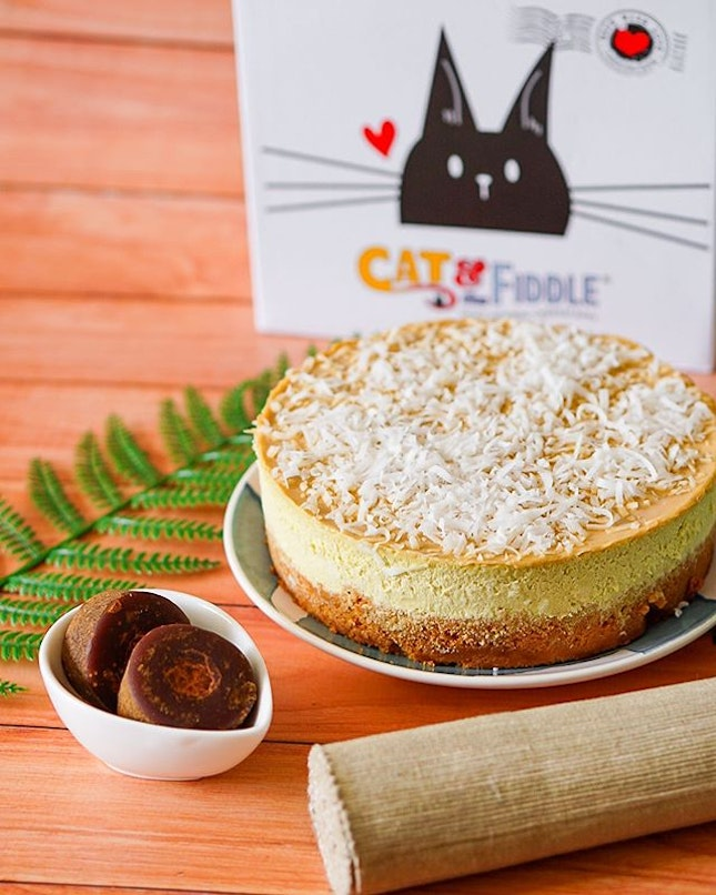 Colour me impressed with @catandthefiddlecakes's latest Gula Me Gusta creation, launched in conjunction with the opening of its latest outlet in Bishan's Junction 8.