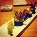 Sushi roll - soft shell crab