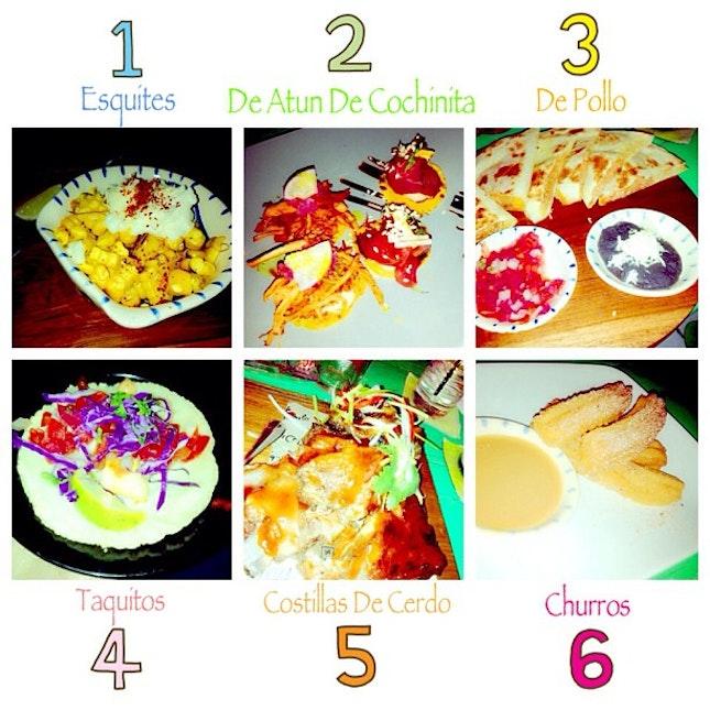 Chat Cafe Bali Menu