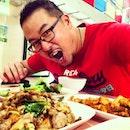 The call of Monkey Thai food wins again...