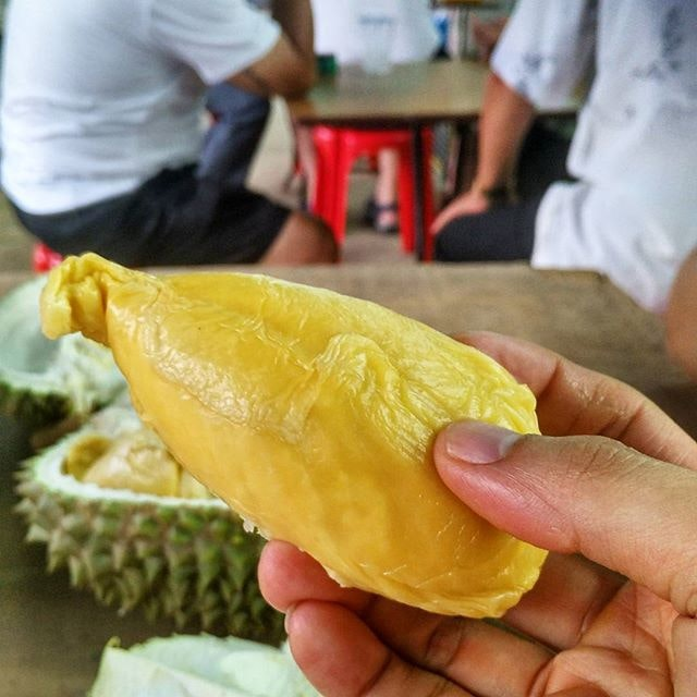 Lele Durian (Ghim Moh Market & Food Centre)