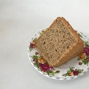 Earl Grey Chiffon Cake.