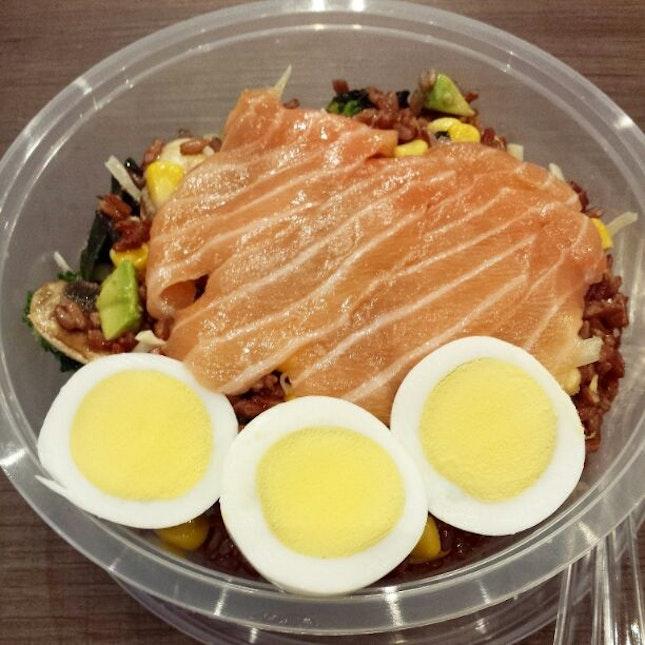 Customised Salad
