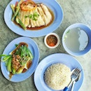 Chicken Rice Set For 1 ($5.50)