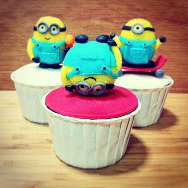 Breakdancer #minion Jerry #sherbakes #igsg #instalove #desserts #cupcakes #cakes #fun #instasg #instagood #instafood #instadaily #love #foodies #foodgram #foodpics #foodgasm #favorite #eat #yummy #instamood #photooftheday #igers #sgig #birthday #igdaily