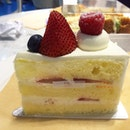 Strawberry shortcake- sweet treat