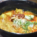 Assam laksa was a must try for me this trip, @babacancook's version is award winning (so says the star awards!).