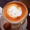 Latte art 😎