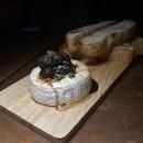 Baked Camembert $16