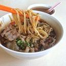 Mr. Wong Seremban Beef Noodles (Marine Parade Central Market & Food Centre)
